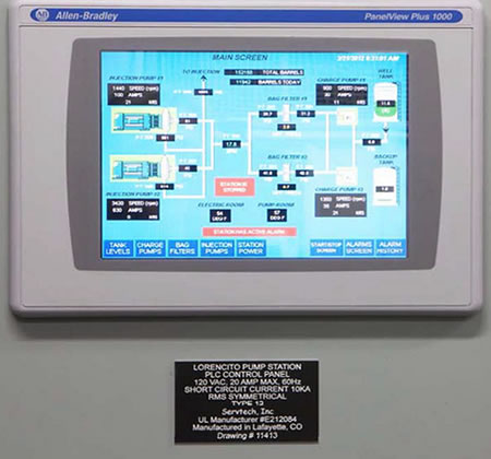 Plc Panels Scada Serv Tech