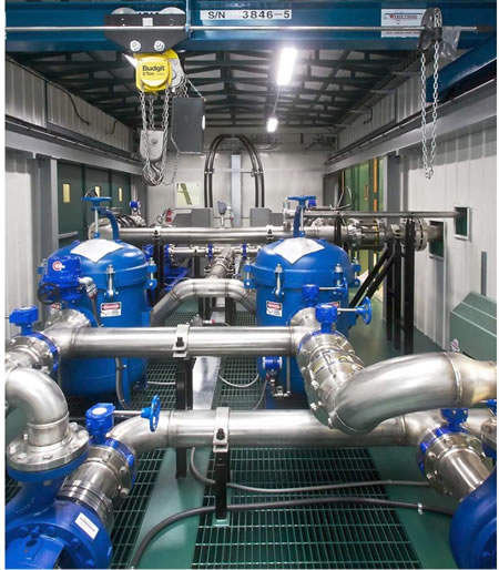 Injection Pump Stations - Serv Tech